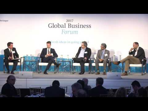 Global Business Forum 2017 - Artificial Intelligence - The future for business
