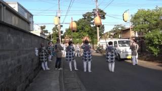 20170504居神神社例大祭荒久・山角町神輿
