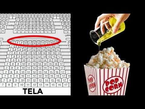 10 Segredos Dos Cinemas Que Apenas Funcionários Sabem