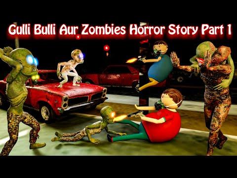 Zombies Horror Story