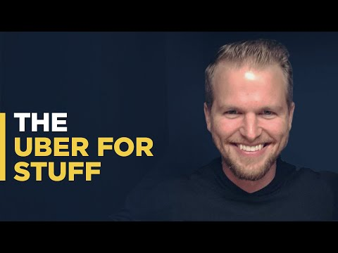 The Uber for Stuff - YouTube