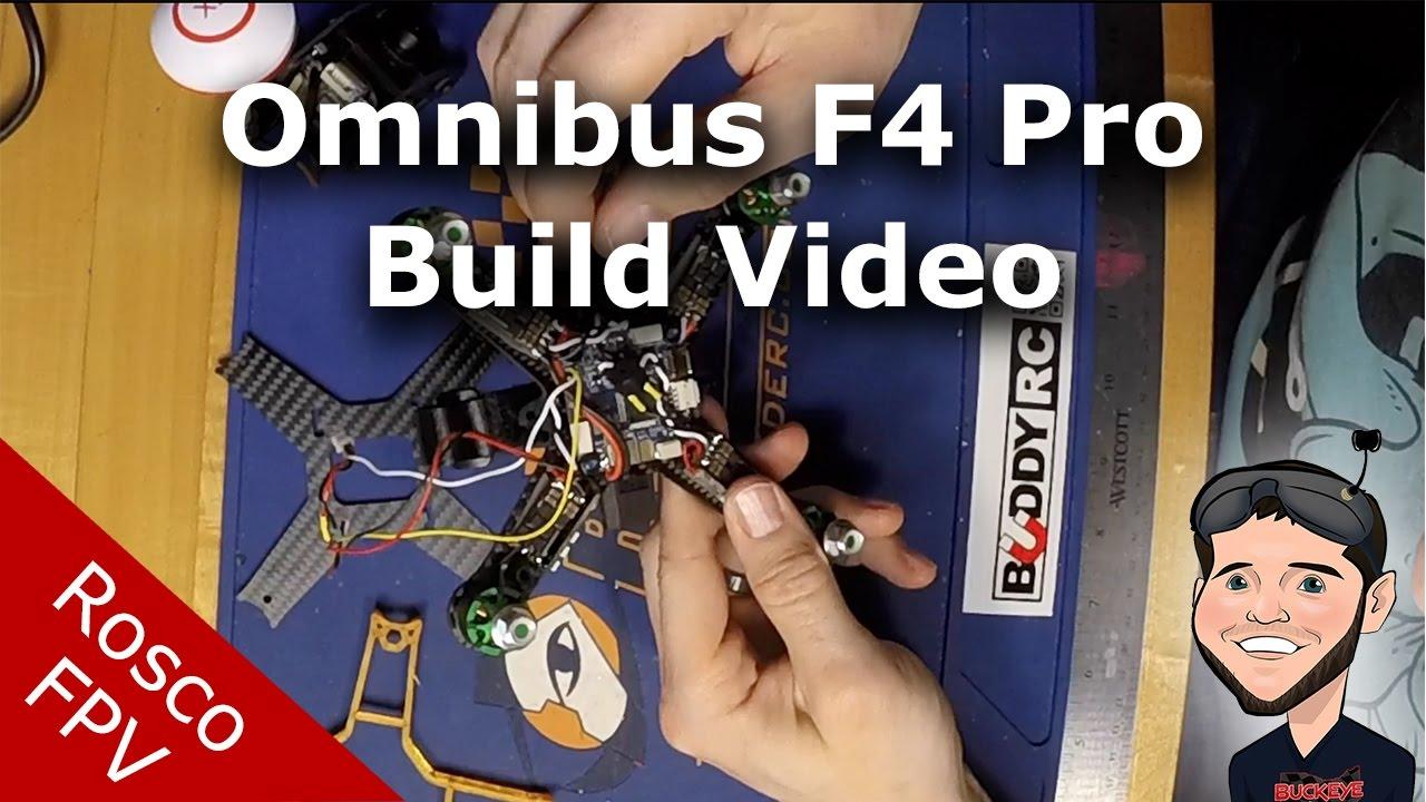 Omnibus F4 Pro Build Wiring Diagrams Youtube Bec Video Wire Diagram