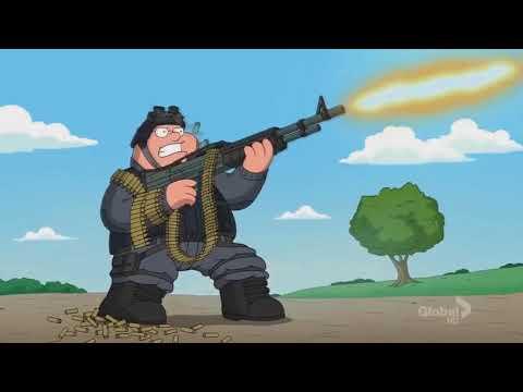 Fortnite Battle Royale In 30 Seconds (family Guy)