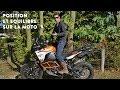Tutos offroad maxi-trail #3 :  position et équilibre sur la moto