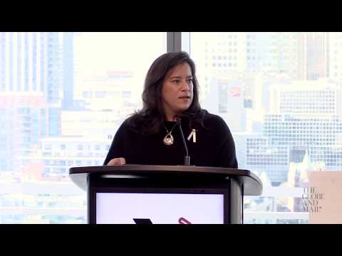 Watch Justice Minister Jody Wilson-Raybould's full speech at the #AfterMeToo Symposium