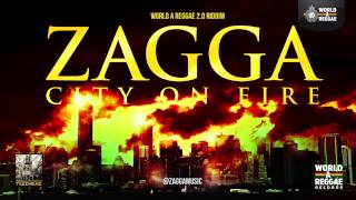 Zagga - City On Fire (January 2015)