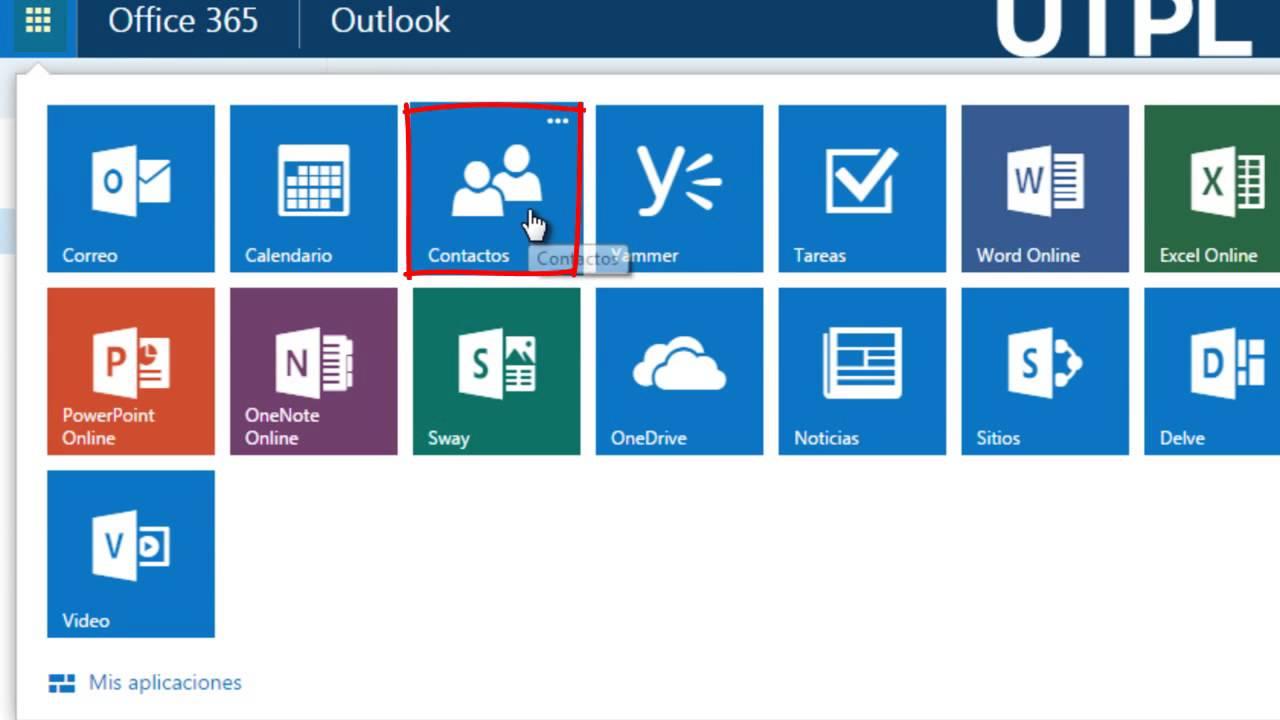 Calendario Office 365.Office 365 Importar Contactos De Gmail A Office365