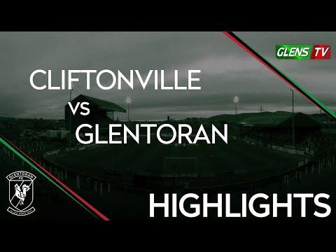 Cliftonville vs Glentoran - 30th March 2019