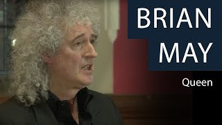 Queen | Brian May | Oxford Union