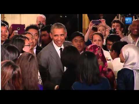 Obama: 'No selfies'