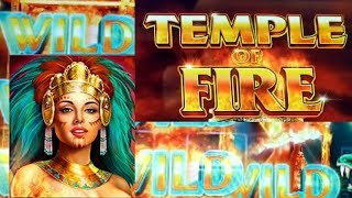 NEW GAME❗ ⭐TEMPLE OF FIRE⭐ (IGT) LOTS OF WILDS❗ LOVE IT😍 OR HATE IT😡