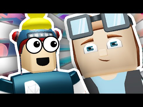 Thumbnail: THE DANTDM ROBLOX FACTORY!! | Roblox