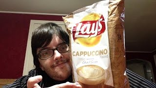 Review: Lays Cappuccino Flavored Chips