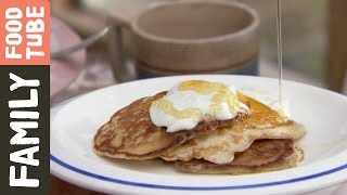 Easy Family Pancakes  | Jamie Oliver #TBT