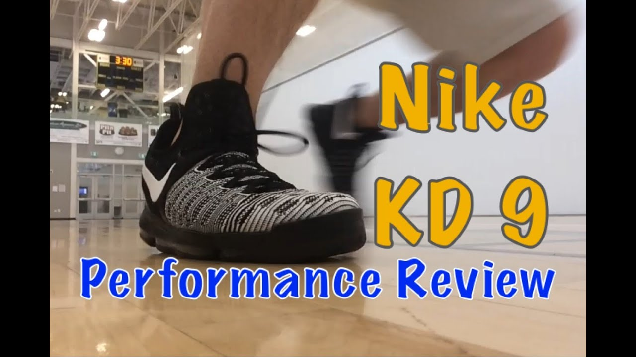 7072d2ec1f9 Nike KD 9 Performance Test and Full Review - Wheat City Sole - YouTube