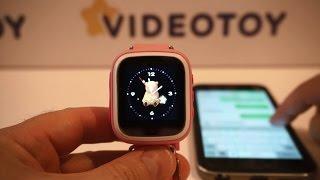 детские умные часы Smart Baby Watch Q60/Q60s. Часть 1. Внешний вид, комплектация, первое включение