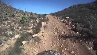 2014 Baja 1000 pre run | RM312 - 370; on board with Robby Bell