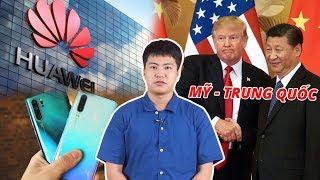 S News t4/T5: Toàn cảnh 1 tuần thảm họa của Huawei - Cả nước Mỹ đánh hội đồng