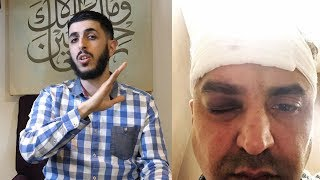 REACTING TO MAJID NAWAZ PUNCHED