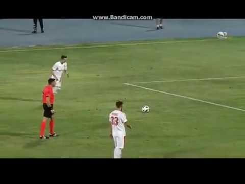 Skënderbeu Korçë - Sant Julià 1-0 GOAL