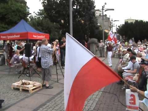 Wiernie Iść - Hymn 5 Brygady Wileńskiej - Śpiewnik Polski - Szczecin 2014