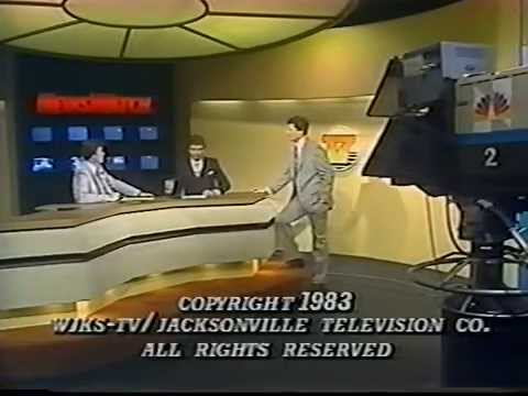 WJKS 6pm News, May 1983