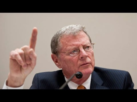 Senator Inhofe Caught Using Fake Photos Of Russian Invasion To Push For Military Aid