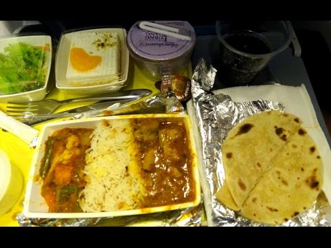 Jet Airways Boeing 737-900ER Flight Experience: 9W67 Bangkok to Mumbai