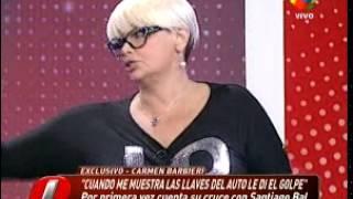 PRIMICIASYA.COM | Carmen Barbieri contó el encuentro con Santiago Bal