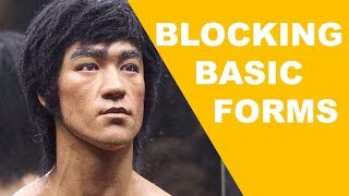 How to sculpt hyperrealistic  Bruce Lee : Part 2 - Blocking the basic form