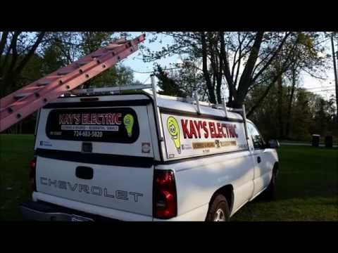 Kay's Electric - (724) 683-5820