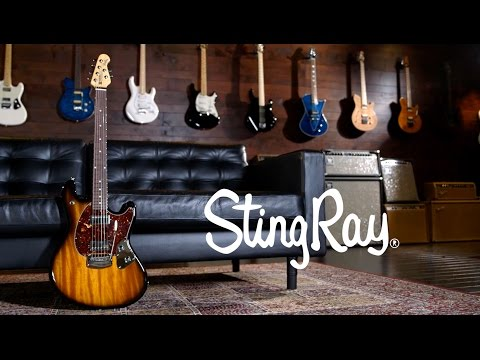 Ernie Ball Music Man StingRay Guitar