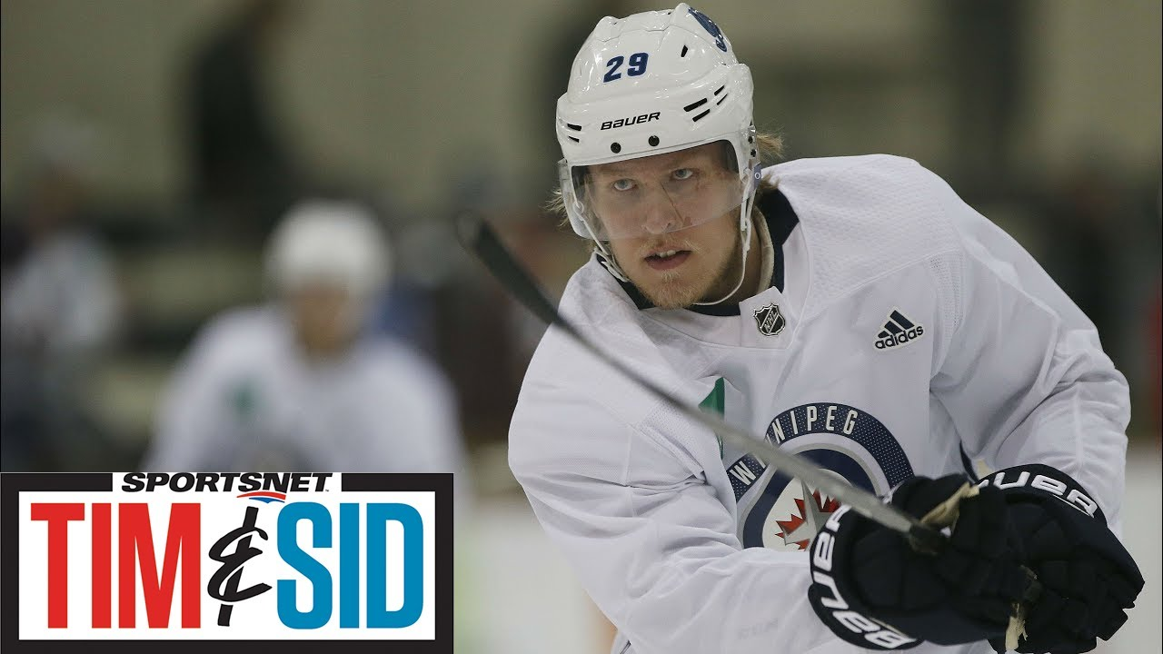 How long does Patrik Laine last with the Jets? | Tim & Sid