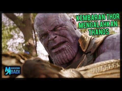 Thanos Lemah ? 10 PESAN TERSEMBUNYI DALAM FILM AVENGERS INFINITY WAR YANG PASTI TIDAK KALIAN SADARI