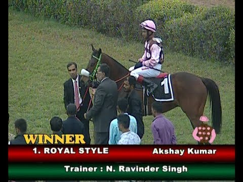 Royal Style with Akshay Kumar up wins The Prince Pradeep Plate 2019