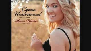 Carrie Underwood: I Just Can't Live A Lie[Lyrics]