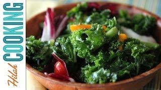 Kale Salad Recipe - How To Make A Kale Salad