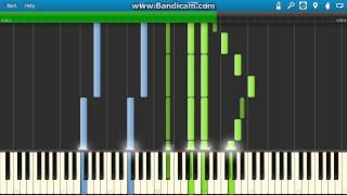 50 Shades Of Grey Bach Marcello Christian Piano Song Synthesia