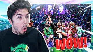 INCREIBLE FINAL 1.000.000$ *TORNEO* FORTNITE #SummerBlockParty