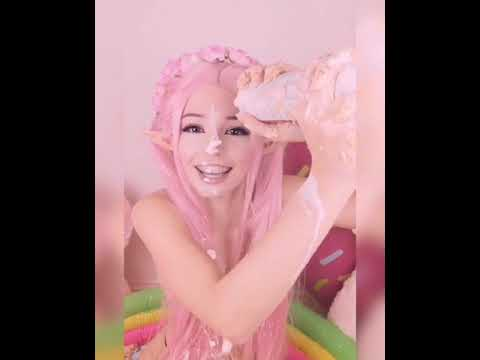 Belle Delphine Cupcakes Youtube