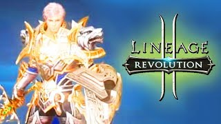 THIS IS ON MOBILE! (Lineage 2: Revolution)