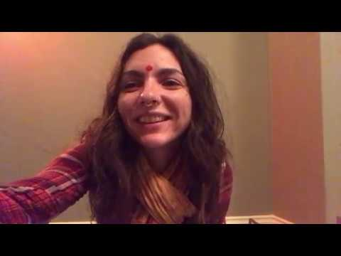 Simple Guided Meditation with Durga Dasi