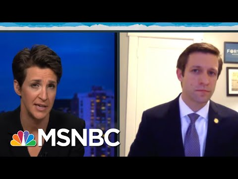 Governor's Back-To-Business Zeal Leaves Public Less Informed, Less Safe | Rachel Maddow | MSNBC