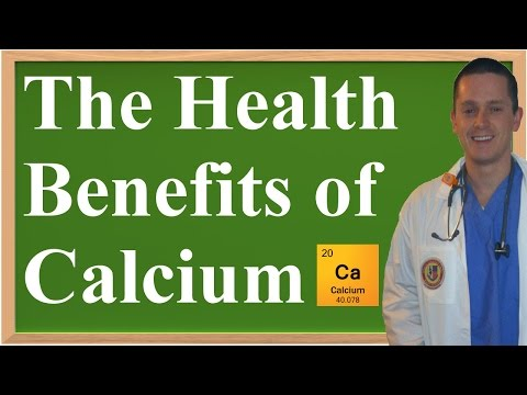 The Health Benefits of Calcium