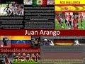 Juan Arango, El Huracan del Caribe