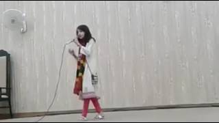 Pakistani talent singing main naraye mastana