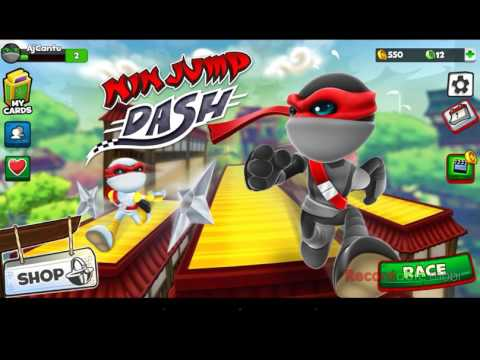 Ninjump Dash -Multiplayer Races