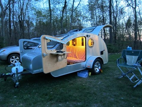 Teardrop Trailer Vistabule 6