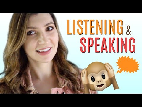 Advanced Listening & Speaking Activity | Practice English on Your Own