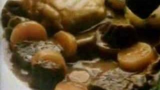 Birds Eye Menu Masters Beef Stew Retro 1980's Tv Advert #17
